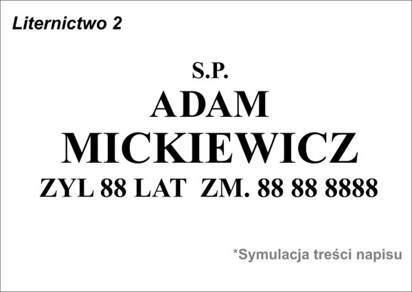 liternictwo 2