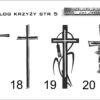 krzyż nagrobek